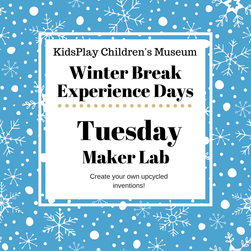 Winter Break - Maker Lab