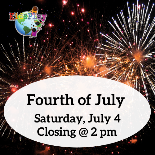 Closing Early - Fourth of July
