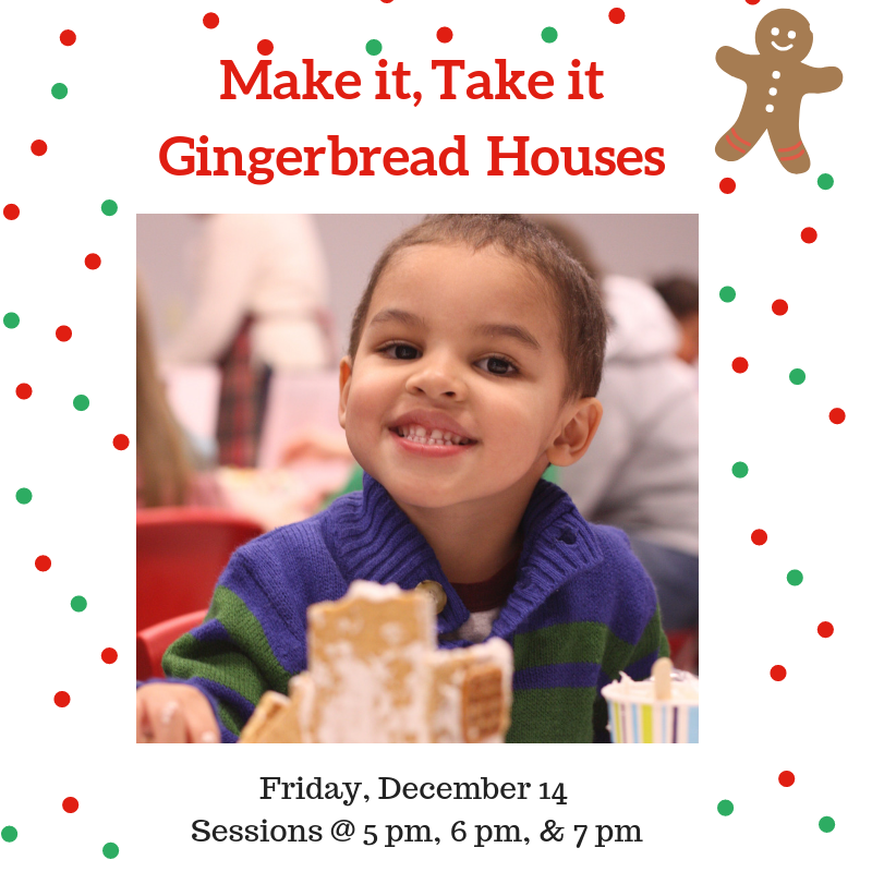 Make It, Take It Gingerbread