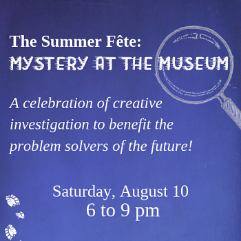 The Summer Fête: Mystery at the Museum