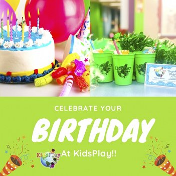 Create Lasting Memories with a Birthday Party at KidsPlay!