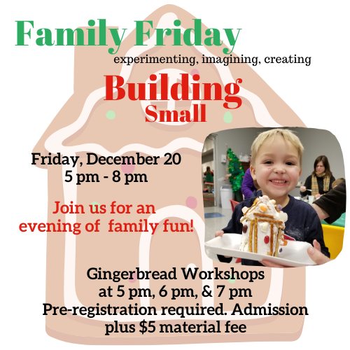 Family Friday - Building Small