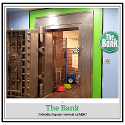 Introducing our New Bank Exhibit