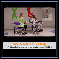 Do You Need a Camp for Virtual Learning? Please Complete our Survey!