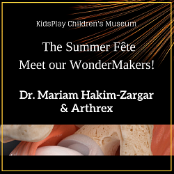 Meet the WonderMakers - Dr. Mariam Hakim-Zargar, MD, MPH