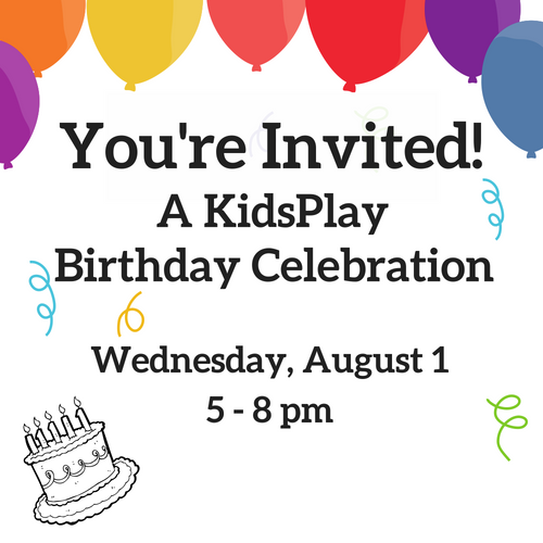 KidsPlay Turns 6!