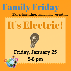 Family Friday - It's Electric!