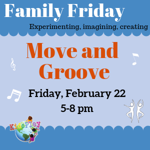 Family Friday - Move and Groove