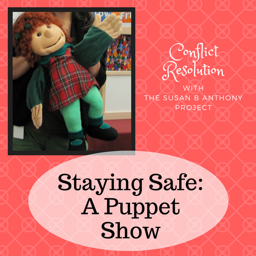 Staying Safe: A Puppet Show