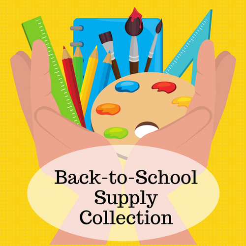 Back-to-School Supply Collection