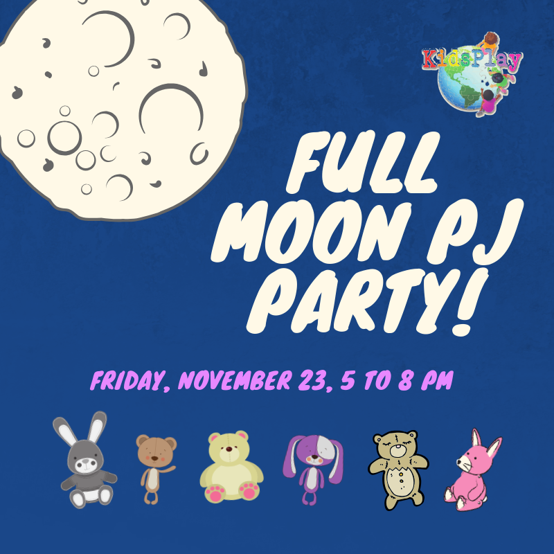 Full Moon PJ Party