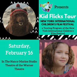 Kids Flicks - Coming to Torrington on  February 16!