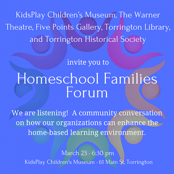 Homeschool Families Forum