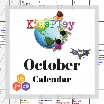 October @ KidsPlay!
