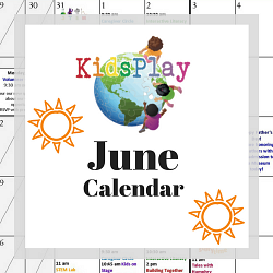 June @ KidsPlay!