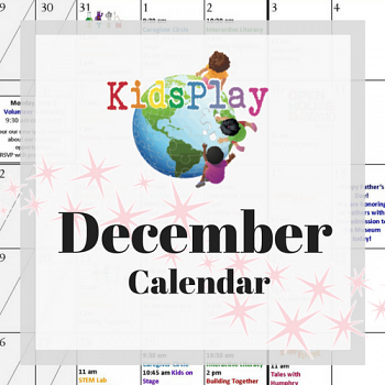 December @  KidsPlay