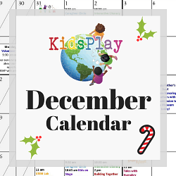 December @ KidsPlay!