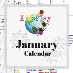 January @ KidsPlay