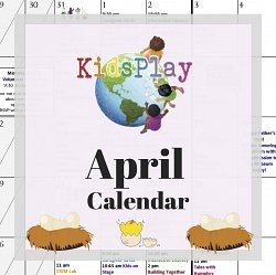 April @ KidsPlay