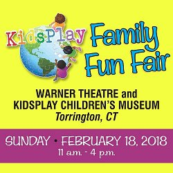 4th Annual KidsPlay Family Fun Fair