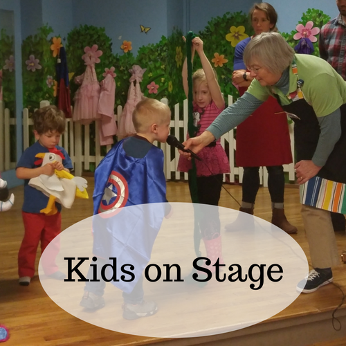 Kids on Stage!