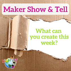 Maker Show & Tell Challenge Of The Week