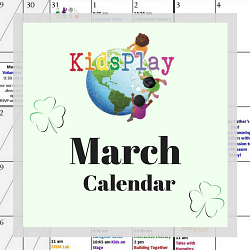 March @ KidsPlay