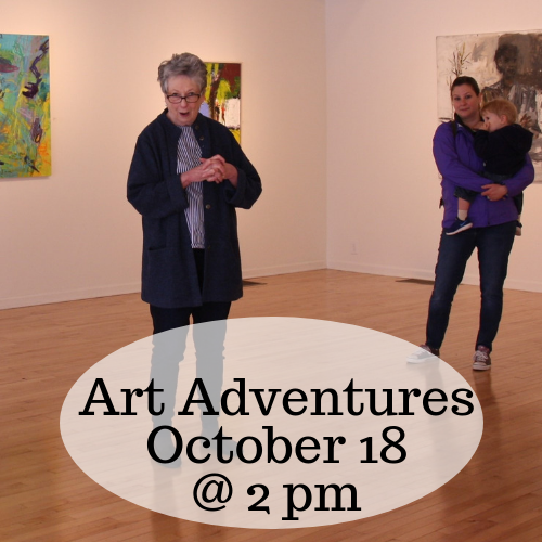 Art Adventures with Five Points Gallery
