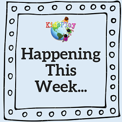 What's happening at KidsPlay October 14 to October 20