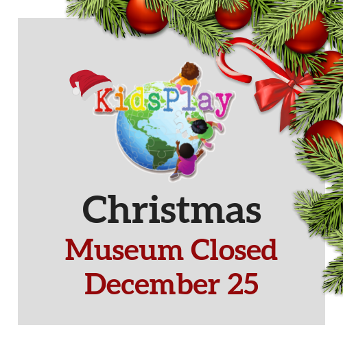 Closed for Play on Christmas Day