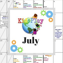 July @ KidsPlay