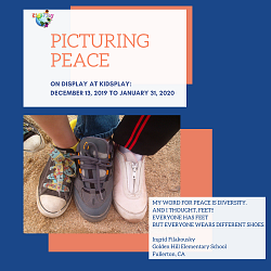 Picturing Peace Exhibit