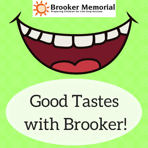 Good Tastes with Brooker!