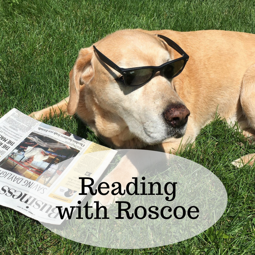 Reading with Roscoe
