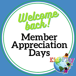 Member Appreciation Days Start Wednesday, August 12!