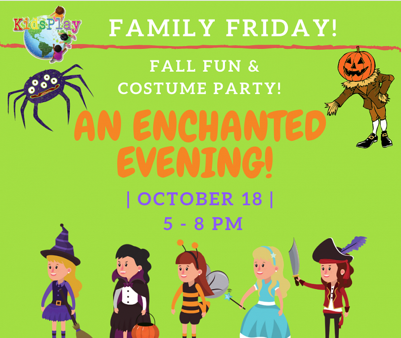 Family Friday - An Enchanted Evening