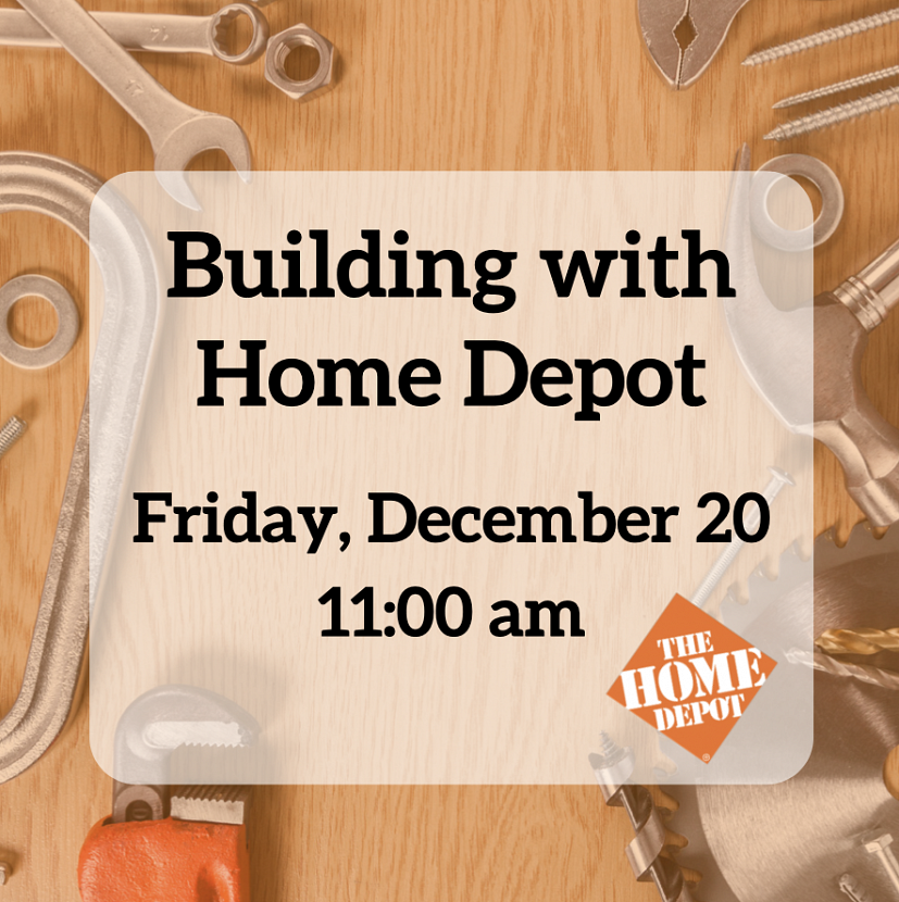 Building with Home Depot