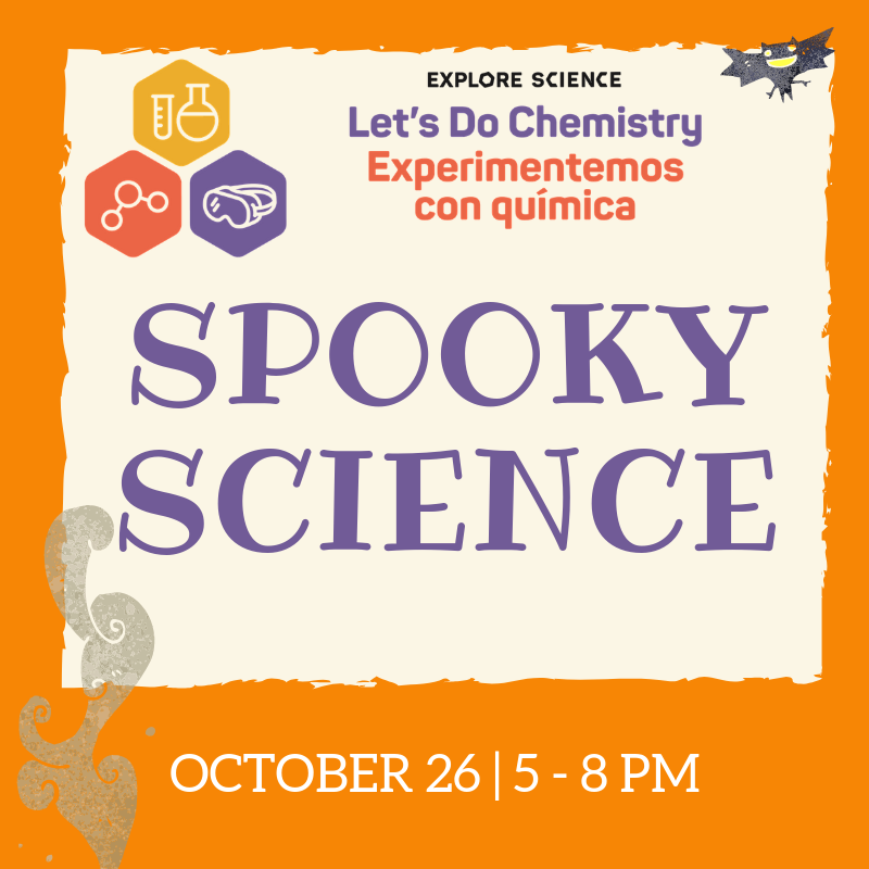 Spooky Science: Let's do Chemistry!