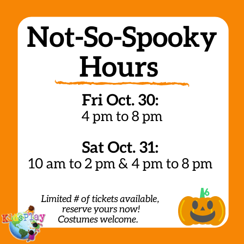 Not-So-Spooky Hours
