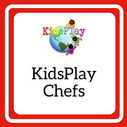 KidsPlay Chefs - Flying Saucer Pizza