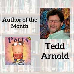 February Author of the Month