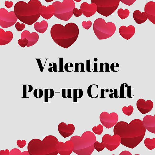 Valentine Pop-up Craft