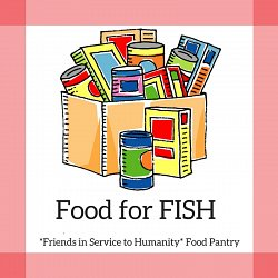 Food for FISH Food Drive