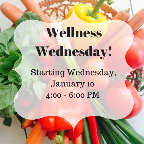 Wellness Wednesday!