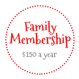 Family Membership | $125 a year