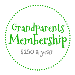 Grandparents Membership | $125 a year